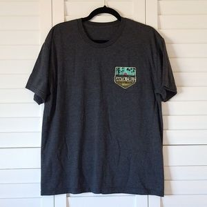 Santa Cruz t shirt. Large